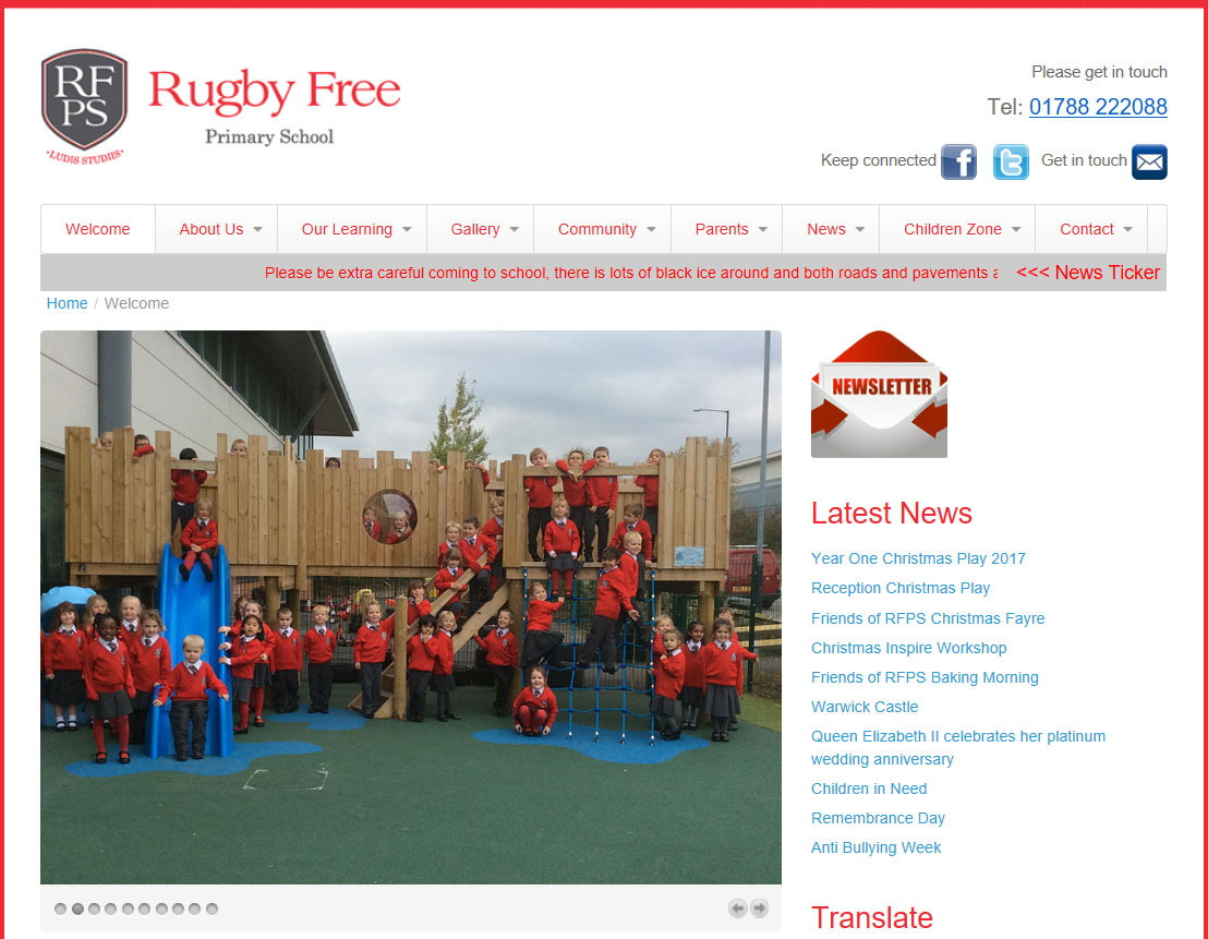 Rugby Free Primary School